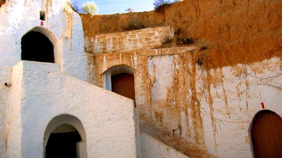 Hotel Sidi Driss Pit #3, Matmata