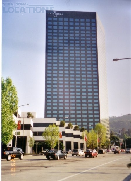 Former site of the Egg Factory office building