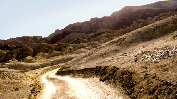 Road To Jabba's Palace