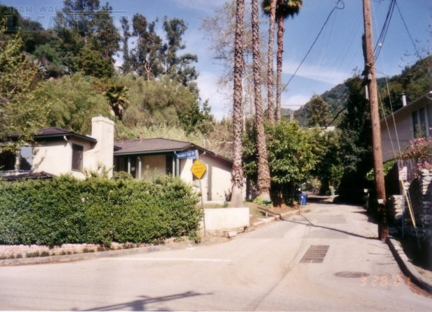 While attending USC, Lucas lived on Portola Drive 
