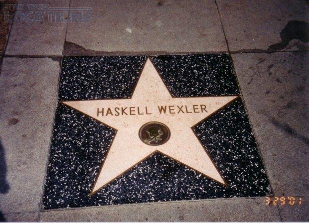 Haskell Wexler: 7070 Hollywood Blvd.