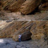 Golden Canyon - CA AKA - Tatooine (Jawa Hideout) (Star Wars - A New Hope)