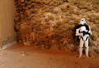 Stormtrooper left behind by previous pioneer