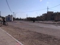 The look at the Cantine in Ajim from the roundabout near by.