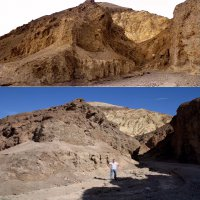 Golden Canyon - CA AKA - Tatooine (Star Wars - A New Hope)