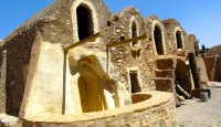 This photo shows how the ksar are renovated...