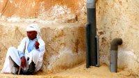 Bedouin caretaker