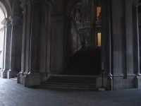 The staircase in Caserta Palace. It was shot for TPM. (Sorry for the bad contrast)