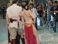 C4 Slave Leia