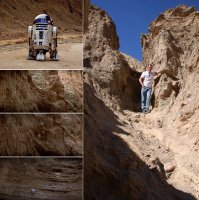 Golden Canyon - CA