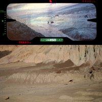 Desolation Canyon - CA AKA - Juneland Wastes, Tatooine (Star Wars - A New Hope)